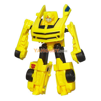 Transformers 2009 Movie 2 ROTF Movie Legends Bumblebee