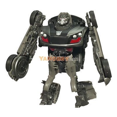 Transformers 2009 Movie 2 ROTF Magna Missile Sideways