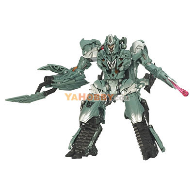 Transformers 2009 Movie 2 ROTF Voyager Megatron