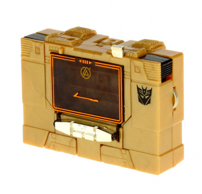 Transformers G1 Soundwave Special Linkin Park Edition!