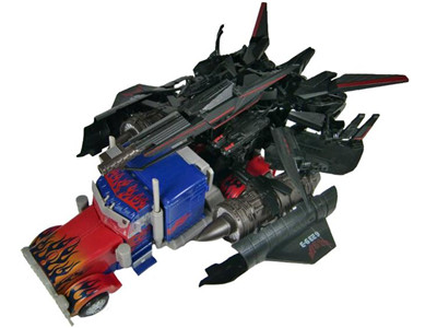 Transformers FWI-03 Jet Power Upgrade Kit