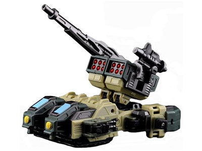 Transformers MB-01-SP1 Mobine Missile Launcher Jungle Type
