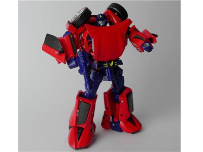 Transformers ToyWorld TW-T03 Trace Gestalt Part 3