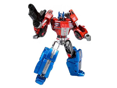 Transformers TG01 Optimus Prime Fall of Cybertron