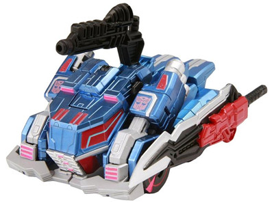 Transformers TG11 Ultra Magnus Fall of Cybertron