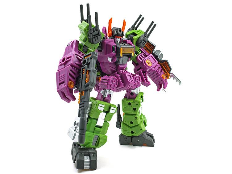 Transformers Iron Factory If Ex18 Lordscorpion