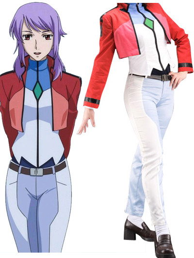 Gundam OO Anew Cosplay Costume