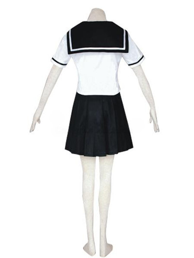 Hell Girl Ai Enma Summer Uniform Cosplay Costume