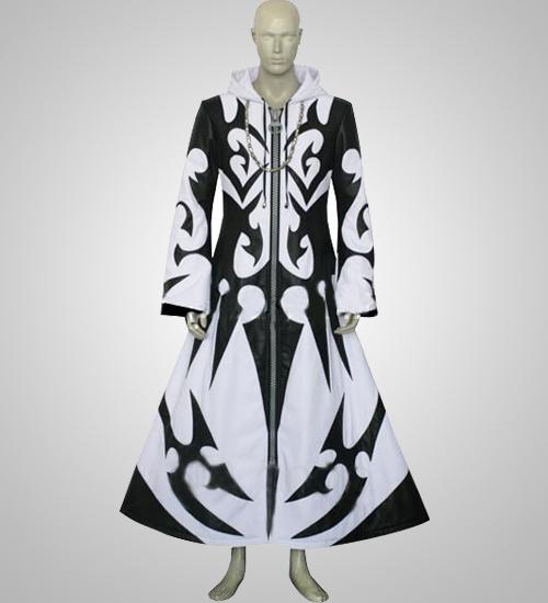 Kingdom Hearts Xemnas Cosplay Costume