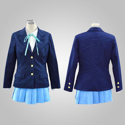 K-On Girls School Uniform Cosplay Costume