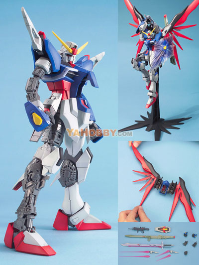 Gundam Master Grade 1/100 Model Kit MG Destiny Gundam
