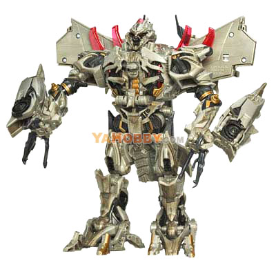 Transformers 2007 Movie Leader Class - Premium Megatron