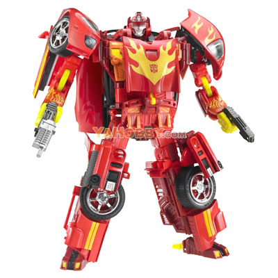 Transformers Alternator RODIMUS Ford GT SDCC Exclusive