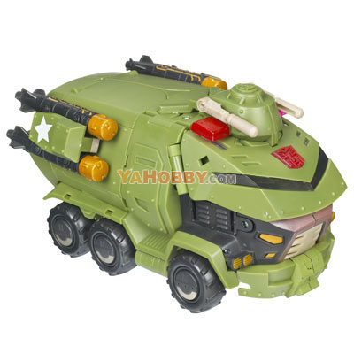 Transformers Animated Leader Bulkhead