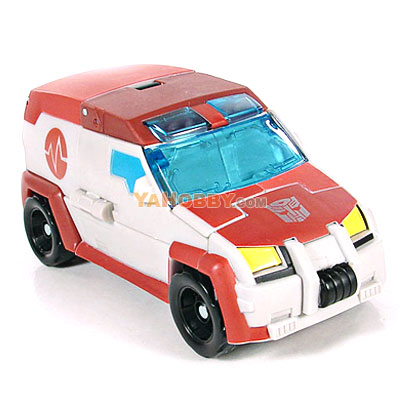 Hasbro Transformers Animated Deluxe Autobot Ratchet
