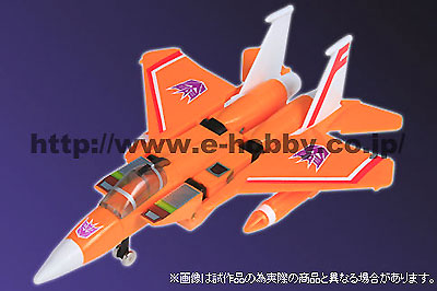 e-Hobby Sunstorm Encore Transformers Exclusive