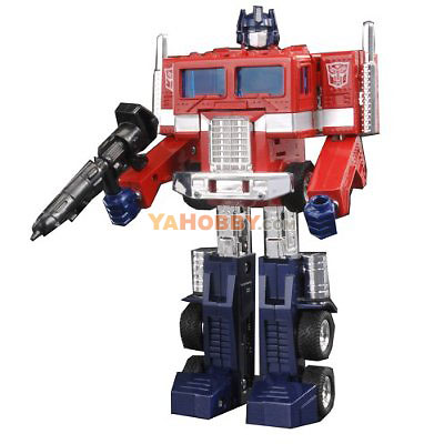 Music Label G1 Optimus Prime iPod Docking Bay with Speakers