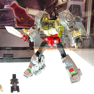 Hasbro Transformers G1 Masterpiece Dinobot Grimlock MP-08 Loose