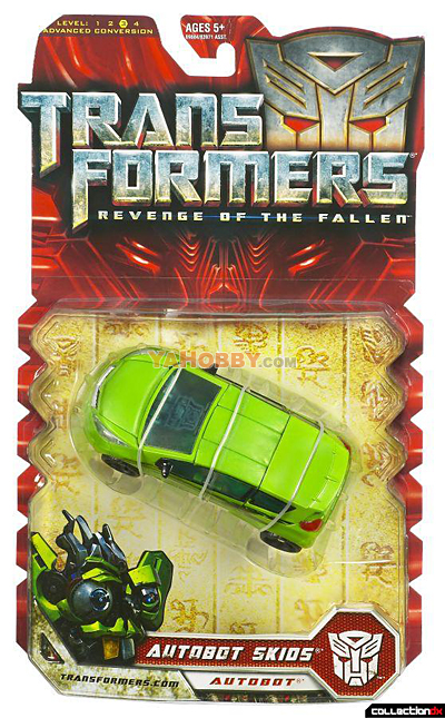 Transformers 2009 Movie 2 ROTF Deluxe Skids