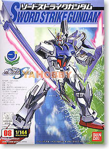 Gundam Seed Destiny 1/144 Model Kit Sword Strike Gundam