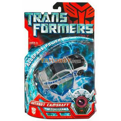 Transformers 2007 Movie Deluxe Autobot Camshaft