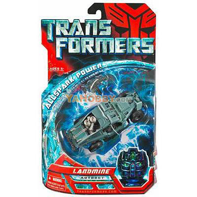 Transformers 2007 Movie Deluxe Landmine