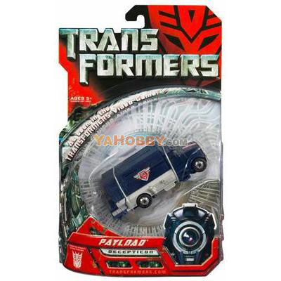 Transformers 2007 Movie Deluxe Payload