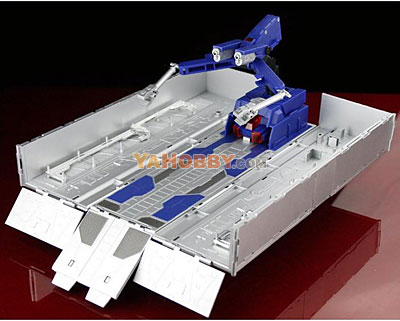 Transformers FansProject G3 Optimus Prime Trailer