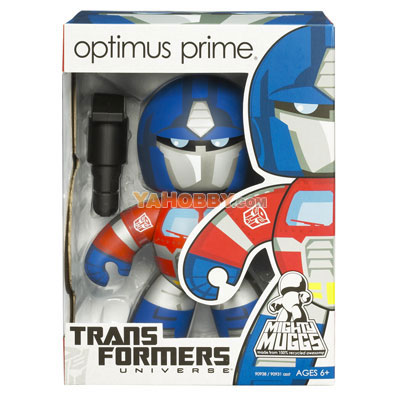 Hasbro Transformers Universe Mighty Muggs Optimus Prime