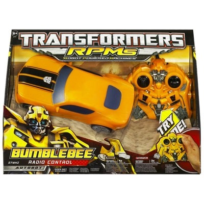 Transformers Radio Control RPMs Vehicle RC Bumblebee