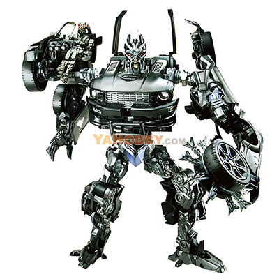 Transformers Movie 2 Human Alliance Barricade with Frenzy