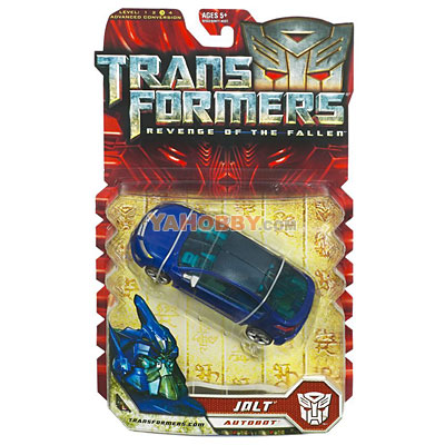 Transformers 2009 Movie 2 ROTF Deluxe Class Jolt