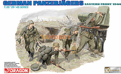 1:35 Dragon German Panzerjagers Eastern Front 1944 6175