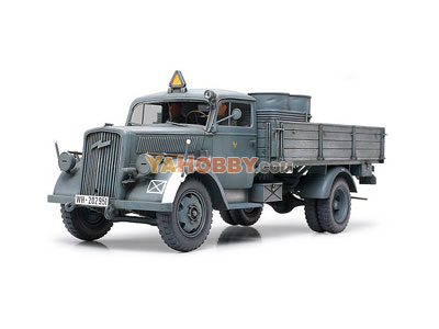 1:35 Tamiya Model Kit German 3Ton 4x2 Cargo Truck 35291