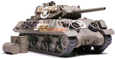 1:48 Tamiya US Tank Destroyer M10 Mid Production 32519