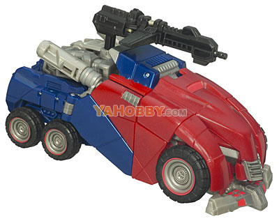 Transformers 2010 Generations Series 01 Cybertron Optimus Prime