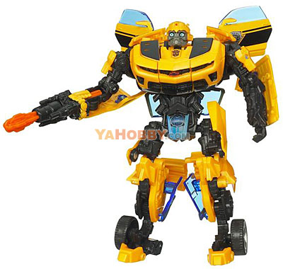 Transformers 2009 Movie 2 Rotf Deluxe Alliance Bumblebee