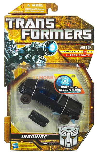 Transformers 2010 Movie 2 ROTF Deluxe Class Ironhide
