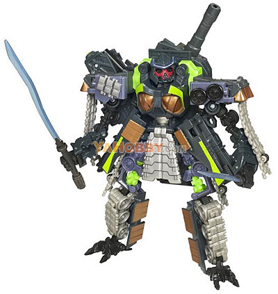 Transformers 2010 Movie ROTF Voyager Decepticon Banzai-Tron Loose