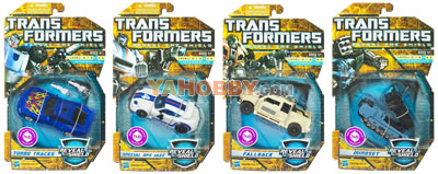 Transformers 2011 Movie ROTF Deluxe Series 01 Set of 4