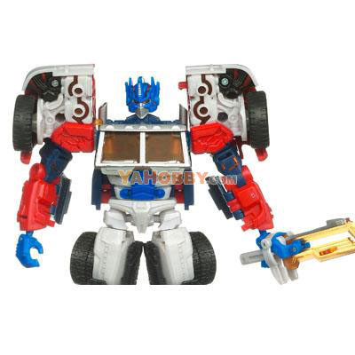 Transformers 2011 Deluxe Series 02 - Optimus Prime G2 Version