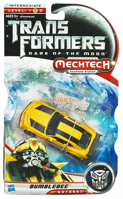 Transformers 3 Dark of the Moon DOTM Deluxe Bumblebee