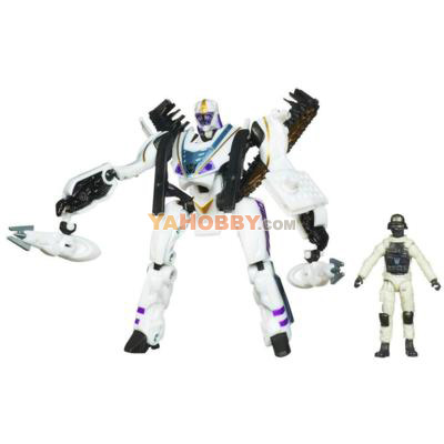 Transformers 3 DOTM Human Alliance Sergeant Chaos And Icepick