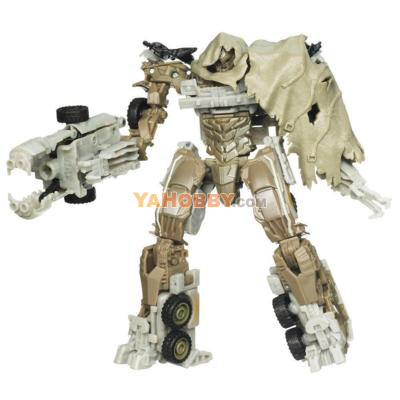 Transformers 3 Dark of the Moon DOTM Voyager Megatron