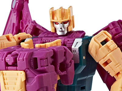 Hasbro Transformers Power of the Primes Deluxe Cutthroat