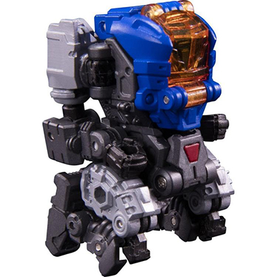Takara Tomy Transformers Diaclone Reboot DA-21 Powered System Maneuver Alpha