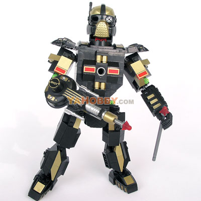 ENLIGHTEN Building Blocks Bricks Robot FOREST GUARD 121