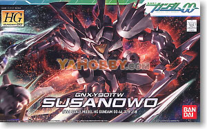 Gundam High Grade 1/144 Model Kit HG Susanowo