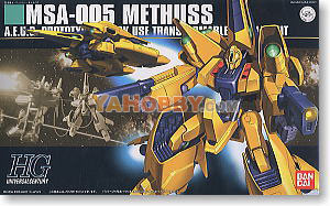 Gundam HGUC 1/144 Model Kit MSA-005 Methuss