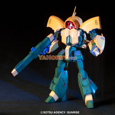 Gundam HGUC 1/144 Model Kit NRX-044 Asshimar